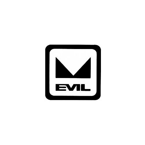 Our Evil Bikes Logo Decal is offered in many color and size options. <strong>PREMIUM QUALITY</strong> <ul>  <li>High Performance Vinyl</li>  <li>3 mil</li>  <li>5 - 7 Outdoor Lifespan</li>  <li>High Glossy</li>  <li>Made in the USA</li> </ul> &nbsp;