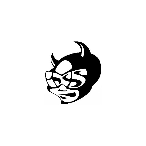 Our IXS Devil Logo Decal is offered in many color and size options. <strong>PREMIUM QUALITY</strong> <ul>  <li>High Performance Vinyl</li>  <li>3 mil</li>  <li>5 - 7 Outdoor Lifespan</li>  <li>High Glossy</li>  <li>Made in the USA</li> </ul> &nbsp;