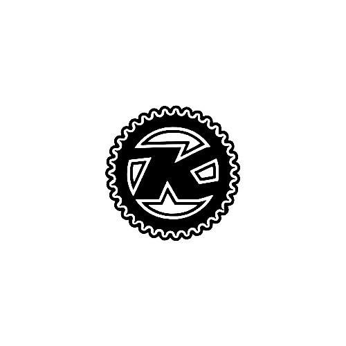 Our Kona Chainring Logo Decal is offered in many color and size options. <strong>PREMIUM QUALITY</strong> <ul>  <li>High Performance Vinyl</li>  <li>3 mil</li>  <li>5 - 7 Outdoor Lifespan</li>  <li>High Glossy</li>  <li>Made in the USA</li> </ul> &nbsp;