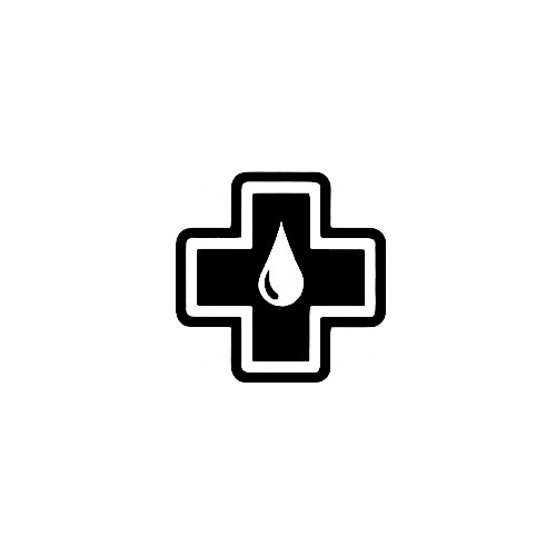 Our Muc-Off Medic Logo Decal is offered in many color and size options. <strong>PREMIUM QUALITY</strong> <ul>  <li>High Performance Vinyl</li>  <li>3 mil</li>  <li>5 - 7 Outdoor Lifespan</li>  <li>High Glossy</li>  <li>Made in the USA</li> </ul> &nbsp;