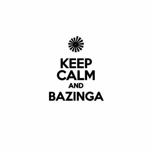 Keep Calm And Bazinga It Vinyl Decal Sticker Size option will determine the size from the longest side Industry standard high performance calendared vinyl film Cut from Oracle 651 2.5 mil Outdoor durability is 7 years Glossy surface finish