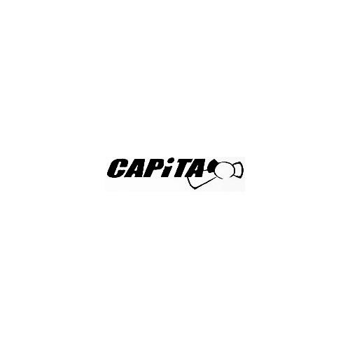 Our Capita Bold Logo Decal is offered in many color and size options. <strong>PREMIUM QUALITY</strong> <ul>  <li>High Performance Vinyl</li>  <li>3 mil</li>  <li>5 - 7 Outdoor Lifespan</li>  <li>High Glossy</li>  <li>Made in the USA</li> </ul> &nbsp;