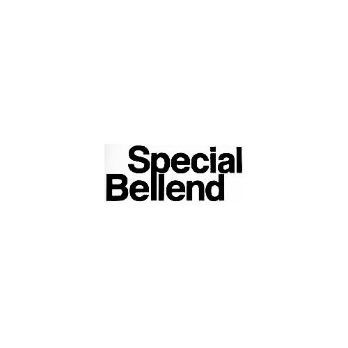 Our Special Blend Special Bellend Logo Decal is offered in many color and size options. <strong>PREMIUM QUALITY</strong> <ul>  <li>High Performance Vinyl</li>  <li>3 mil</li>  <li>5 - 7 Outdoor Lifespan</li>  <li>High Glossy</li>  <li>Made in the USA</li> </ul> &nbsp;