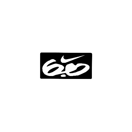 Nike 6 0 Square Logo Vinyl Decal
