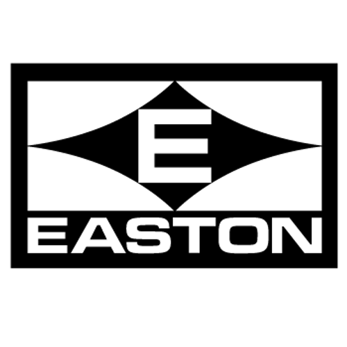 Our Easton Logo  3 Vinyl Decal is offered in many color and size options. <strong>PREMIUM QUALITY</strong> <ul>  	<li>High Performance Vinyl</li>  	<li>3 mil</li>  	<li>5 - 7 Outdoor Lifespan</li>  	<li>High Glossy</li>  	<li>Made in the USA</li> </ul> &nbsp;
