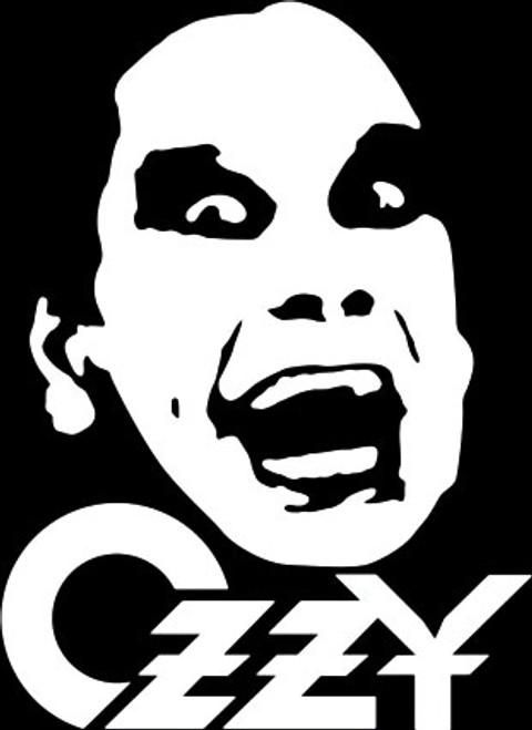 Our Ozzy Osbourne - Bark at the Moon Vinyl Decal Sticker is offered in many color and size options. <strong>PREMIUM QUALITY</strong> <ul>  <li>High Performance Vinyl</li>  <li>3 mil</li>  <li>5 - 7 Outdoor Lifespan</li>  <li>High Glossy</li>  <li>Made in the USA</li> </ul> &nbsp;