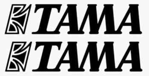 Our Tama Drums Logo Vinyl Decal Sticker Set is offered in many color and size options. <strong>PREMIUM QUALITY</strong> <ul>  <li>High Performance Vinyl</li>  <li>3 mil</li>  <li>5 - 7 Outdoor Lifespan</li>  <li>High Glossy</li>  <li>Made in the USA</li> </ul> &nbsp;
