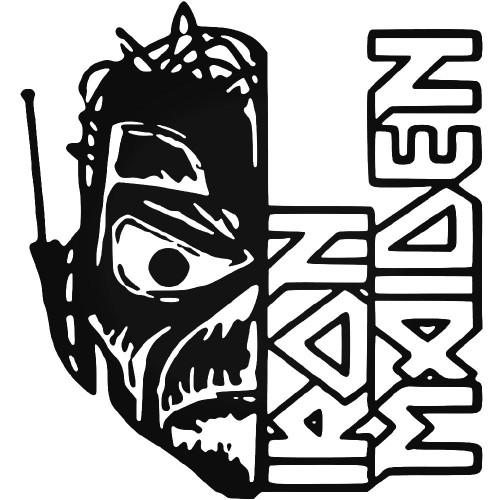 Iron Maiden Style 4