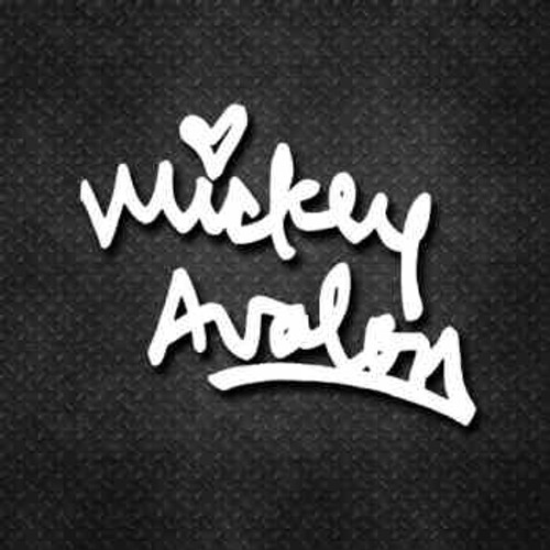 Our Mickey Avalon Logo Vinyl Decal Sticker is offered in many color and size options. <strong>PREMIUM QUALITY</strong> <ul>  <li>High Performance Vinyl</li>  <li>3 mil</li>  <li>5 - 7 Outdoor Lifespan</li>  <li>High Glossy</li>  <li>Made in the USA</li> </ul> &nbsp;