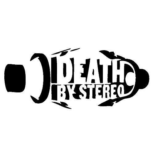 Our Death By Stereo  Vinyl Decal Sticker is offered in many color and size options. <strong>PREMIUM QUALITY</strong> <ul>  <li>High Performance Vinyl</li>  <li>3 mil</li>  <li>5 - 7 Outdoor Lifespan</li>  <li>High Glossy</li>  <li>Made in the USA</li> </ul> &nbsp;