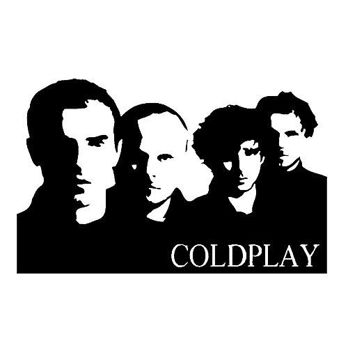Our Coldplay Guys  Vinyl Decal Sticker is offered in many color and size options. <strong>PREMIUM QUALITY</strong> <ul>  <li>High Performance Vinyl</li>  <li>3 mil</li>  <li>5 - 7 Outdoor Lifespan</li>  <li>High Glossy</li>  <li>Made in the USA</li> </ul> &nbsp;