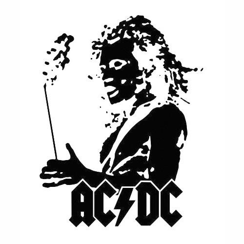 Our Angus Young ACDC Die Cut Vinyl Decal Sticker is offered in many color and size options. <strong>PREMIUM QUALITY</strong> <ul>  <li>High Performance Vinyl</li>  <li>3 mil</li>  <li>5 - 7 Outdoor Lifespan</li>  <li>High Glossy</li>  <li>Made in the USA</li> </ul> &nbsp;