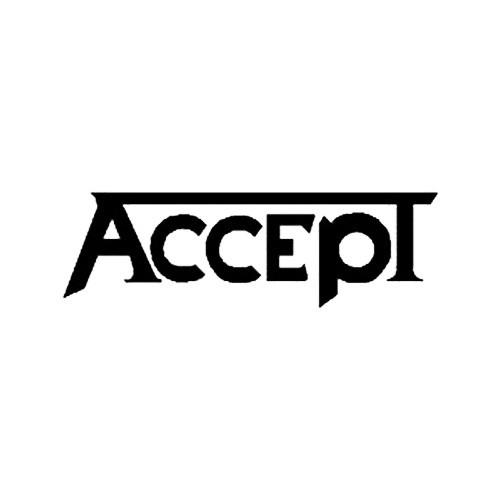 Our Accept Vinyl Decal Sticker is offered in many color and size options. <strong>PREMIUM QUALITY</strong> <ul>  <li>High Performance Vinyl</li>  <li>3 mil</li>  <li>5 - 7 Outdoor Lifespan</li>  <li>High Glossy</li>  <li>Made in the USA</li> </ul> &nbsp;