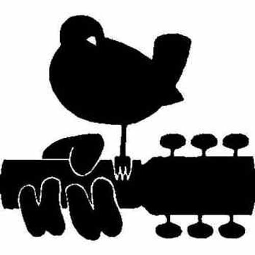 Our Woodstock Vinyl Decal Sticker is offered in many color and size options. <strong>PREMIUM QUALITY</strong> <ul>  <li>High Performance Vinyl</li>  <li>3 mil</li>  <li>5 - 7 Outdoor Lifespan</li>  <li>High Glossy</li>  <li>Made in the USA</li> </ul> &nbsp;