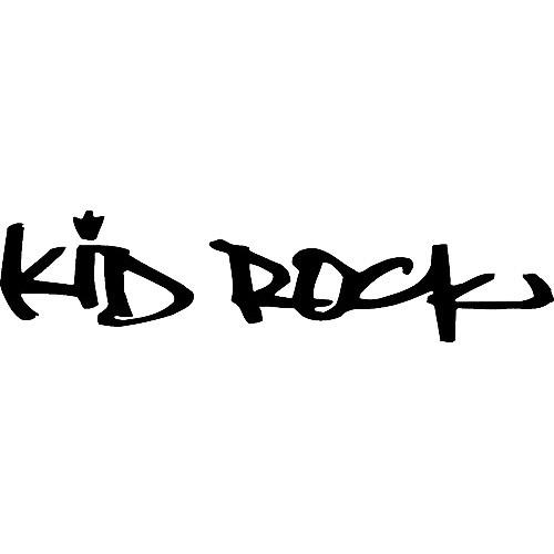 Our Kid Rock  Vinyl Decal Sticker is offered in many color and size options. <strong>PREMIUM QUALITY</strong> <ul>  <li>High Performance Vinyl</li>  <li>3 mil</li>  <li>5 - 7 Outdoor Lifespan</li>  <li>High Glossy</li>  <li>Made in the USA</li> </ul> &nbsp;