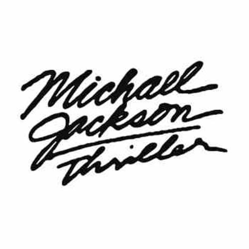 Our Michael Jackson Thriller  Vinyl Decal Sticker is offered in many color and size options. <strong>PREMIUM QUALITY</strong> <ul>  <li>High Performance Vinyl</li>  <li>3 mil</li>  <li>5 - 7 Outdoor Lifespan</li>  <li>High Glossy</li>  <li>Made in the USA</li> </ul> &nbsp;