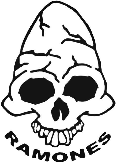 Ramones Skull 2