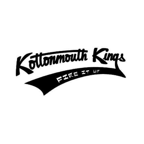 Our Kottonmouth Kings Baseball Logo     Vinyl Decal Sticker is offered in many color and size options. <strong>PREMIUM QUALITY</strong> <ul>  <li>High Performance Vinyl</li>  <li>3 mil</li>  <li>5 - 7 Outdoor Lifespan</li>  <li>High Glossy</li>  <li>Made in the USA</li> </ul> &nbsp;