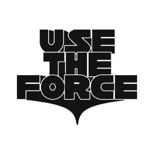 Our Star Wars Use The Force     Vinyl Decal Sticker is offered in many color and size options. <strong>PREMIUM QUALITY</strong> <ul>  <li>High Performance Vinyl</li>  <li>3 mil</li>  <li>5 - 7 Outdoor Lifespan</li>  <li>High Glossy</li>  <li>Made in the USA</li> </ul> &nbsp;