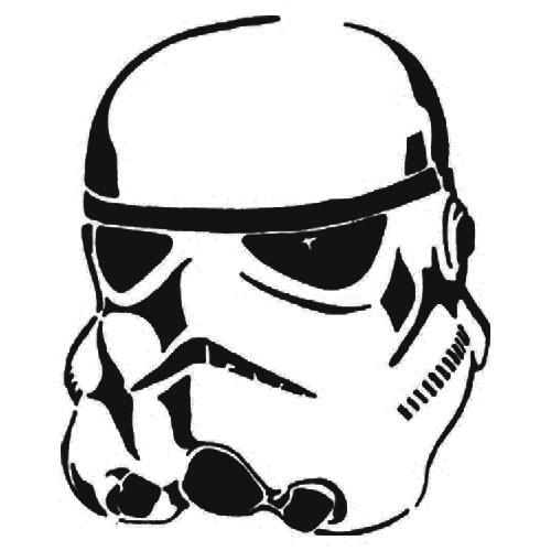 Our Star Wars Storm Trooper Head     Vinyl Decal Sticker is offered in many color and size options. <strong>PREMIUM QUALITY</strong> <ul>  <li>High Performance Vinyl</li>  <li>3 mil</li>  <li>5 - 7 Outdoor Lifespan</li>  <li>High Glossy</li>  <li>Made in the USA</li> </ul> &nbsp;
