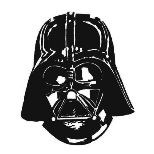 Our Star Wars Darth Helmet     Vinyl Decal Sticker is offered in many color and size options. <strong>PREMIUM QUALITY</strong> <ul>  <li>High Performance Vinyl</li>  <li>3 mil</li>  <li>5 - 7 Outdoor Lifespan</li>  <li>High Glossy</li>  <li>Made in the USA</li> </ul> &nbsp;