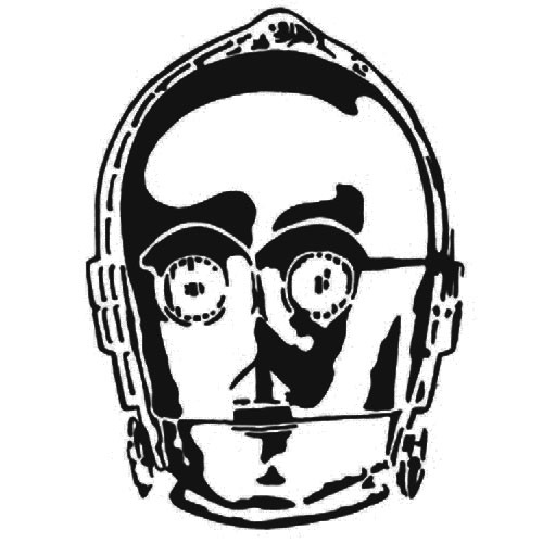 Our Star Wars C3PO     Vinyl Decal Sticker is offered in many color and size options. <strong>PREMIUM QUALITY</strong> <ul>  <li>High Performance Vinyl</li>  <li>3 mil</li>  <li>5 - 7 Outdoor Lifespan</li>  <li>High Glossy</li>  <li>Made in the USA</li> </ul> &nbsp;