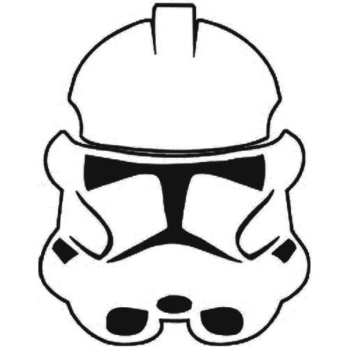 Our Star Wars Storm Trooper      Vinyl Decal Sticker is offered in many color and size options. <strong>PREMIUM QUALITY</strong> <ul>  <li>High Performance Vinyl</li>  <li>3 mil</li>  <li>5 - 7 Outdoor Lifespan</li>  <li>High Glossy</li>  <li>Made in the USA</li> </ul> &nbsp;