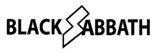 Black Sabbath S Logo