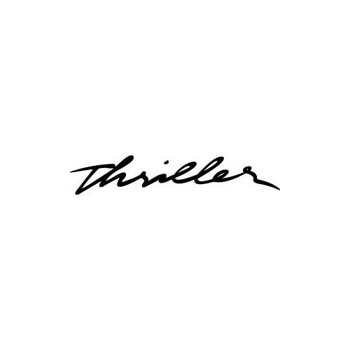 Our Michael jackson Thriller Decal is offered in many color and size options. <strong>PREMIUM QUALITY</strong> <ul>  <li>High Performance Vinyl</li>  <li>3 mil</li>  <li>5 - 7 Outdoor Lifespan</li>  <li>High Glossy</li>  <li>Made in the USA</li> </ul> &nbsp;