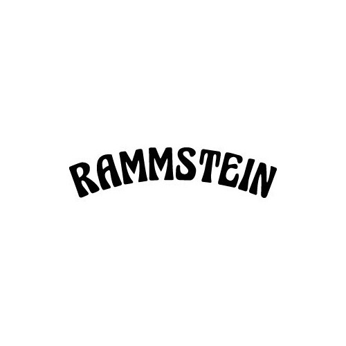 Our Rammtein - Mein Land Decal is offered in many color and size options. <strong>PREMIUM QUALITY</strong> <ul>  	<li>High Performance Vinyl</li>  	<li>3 mil</li>  	<li>5 - 7 Outdoor Lifespan</li>  	<li>High Glossy</li>  	<li>Made in the USA</li> </ul> &nbsp;