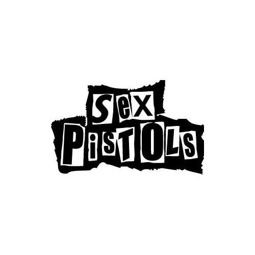 Our Sex Pistols Decal is offered in many color and size options. <strong>PREMIUM QUALITY</strong> <ul>  <li>High Performance Vinyl</li>  <li>3 mil</li>  <li>5 - 7 Outdoor Lifespan</li>  <li>High Glossy</li>  <li>Made in the USA</li> </ul> &nbsp;