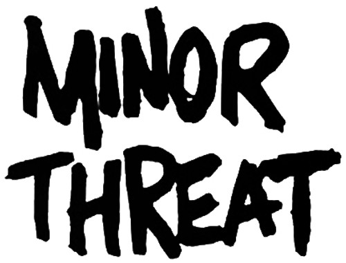 Minor Threat Style 2