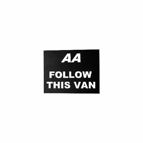 Aa Follow This Van Vinyl Decal Sticker  Size option will determine the size from the longest side Industry standard high performance calendared vinyl film Cut from Oracle 651 2.5 mil Outdoor durability is 7 years Glossy surface finish