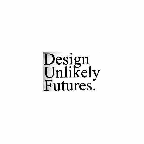 Analog Design Unlikely Futures Vinyl Decal Sticker  Size option will determine the size from the longest side Industry standard high performance calendared vinyl film Cut from Oracle 651 2.5 mil Outdoor durability is 7 years Glossy surface finish