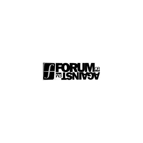 Forum Or Against Em Vinyl Decal Sticker  Size option will determine the size from the longest side Industry standard high performance calendared vinyl film Cut from Oracle 651 2.5 mil Outdoor durability is 7 years Glossy surface finish