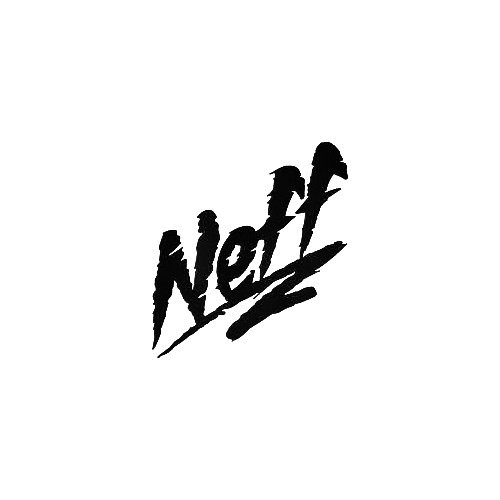 Neff Ripper Vinyl Decal Sticker  Size option will determine the size from the longest side Industry standard high performance calendared vinyl film Cut from Oracle 651 2.5 mil Outdoor durability is 7 years Glossy surface finish