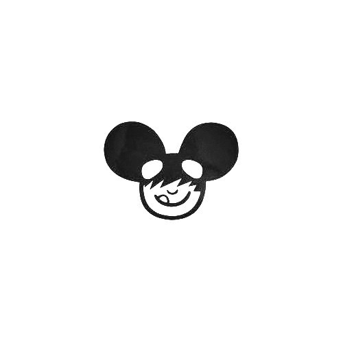 Neffmau5 Head Vinyl Decal Sticker  Size option will determine the size from the longest side Industry standard high performance calendared vinyl film Cut from Oracle 651 2.5 mil Outdoor durability is 7 years Glossy surface finish