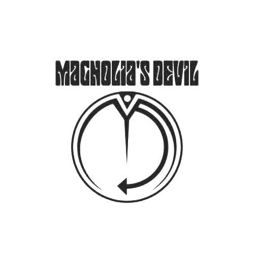 Our Magnolia's Devil Band Logo Decal is offered in many color and size options. <strong>PREMIUM QUALITY</strong> <ul>  <li>High Performance Vinyl</li>  <li>3 mil</li>  <li>5 - 7 Outdoor Lifespan</li>  <li>High Glossy</li>  <li>Made in the USA</li> </ul> &nbsp;