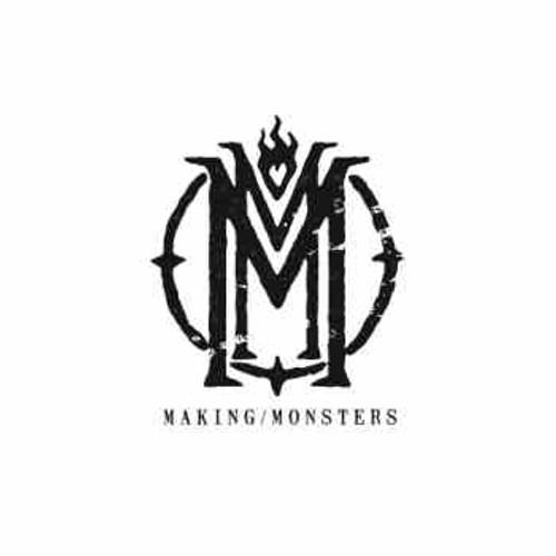Our Making Monsters Band Logo Decal is offered in many color and size options. <strong>PREMIUM QUALITY</strong> <ul>  <li>High Performance Vinyl</li>  <li>3 mil</li>  <li>5 - 7 Outdoor Lifespan</li>  <li>High Glossy</li>  <li>Made in the USA</li> </ul> &nbsp;