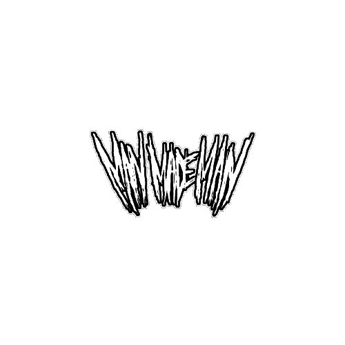 Our Man Made Man Band Logo Decal is offered in many color and size options. <strong>PREMIUM QUALITY</strong> <ul>  <li>High Performance Vinyl</li>  <li>3 mil</li>  <li>5 - 7 Outdoor Lifespan</li>  <li>High Glossy</li>  <li>Made in the USA</li> </ul> &nbsp;