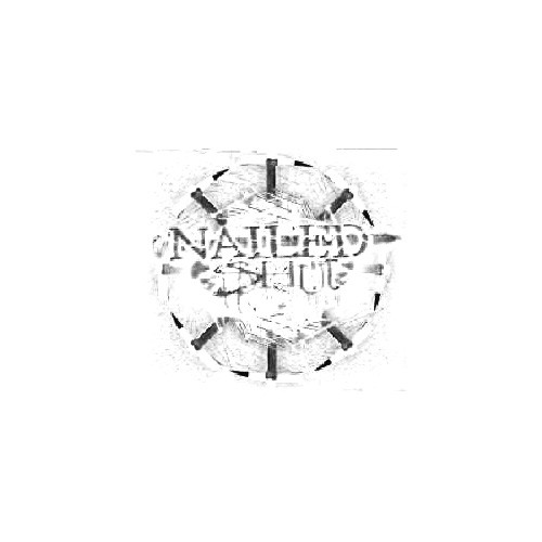 Our Nailed Shut Band Logo Decal is offered in many color and size options. <strong>PREMIUM QUALITY</strong> <ul>  <li>High Performance Vinyl</li>  <li>3 mil</li>  <li>5 - 7 Outdoor Lifespan</li>  <li>High Glossy</li>  <li>Made in the USA</li> </ul> &nbsp;