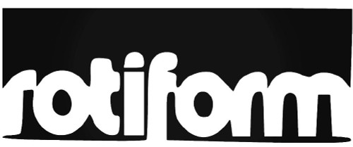 Rotiform Block Vinyl Decal