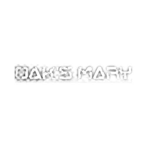 Our Oak's Mary Band Logo Decal is offered in many color and size options. <strong>PREMIUM QUALITY</strong> <ul>  <li>High Performance Vinyl</li>  <li>3 mil</li>  <li>5 - 7 Outdoor Lifespan</li>  <li>High Glossy</li>  <li>Made in the USA</li> </ul> &nbsp;