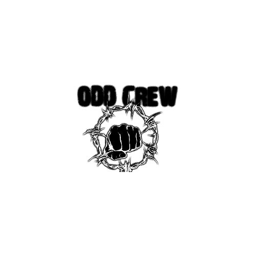 Our Odd Crew Band Logo Decal is offered in many color and size options. <strong>PREMIUM QUALITY</strong> <ul>  <li>High Performance Vinyl</li>  <li>3 mil</li>  <li>5 - 7 Outdoor Lifespan</li>  <li>High Glossy</li>  <li>Made in the USA</li> </ul> &nbsp;
