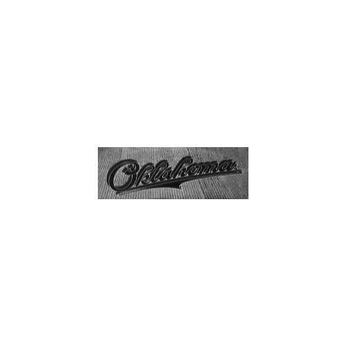 Our Oklahoma Band Logo Decal is offered in many color and size options. <strong>PREMIUM QUALITY</strong> <ul>  <li>High Performance Vinyl</li>  <li>3 mil</li>  <li>5 - 7 Outdoor Lifespan</li>  <li>High Glossy</li>  <li>Made in the USA</li> </ul> &nbsp;