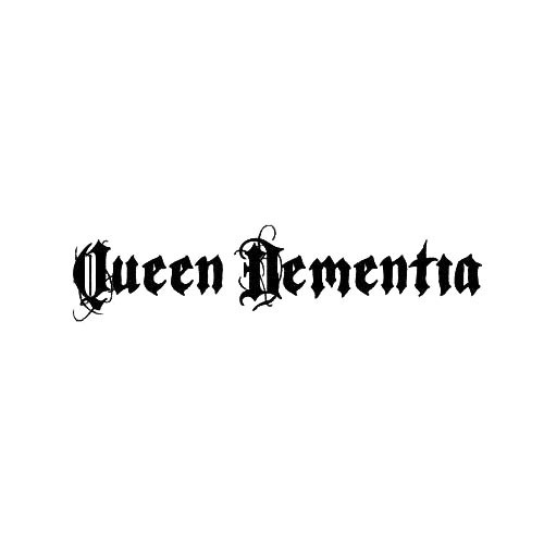 Our Queen Dementia Band Logo Decal is offered in many color and size options. <strong>PREMIUM QUALITY</strong> <ul>  <li>High Performance Vinyl</li>  <li>3 mil</li>  <li>5 - 7 Outdoor Lifespan</li>  <li>High Glossy</li>  <li>Made in the USA</li> </ul> &nbsp;