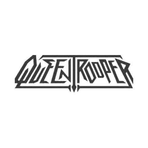 Our Queen Trooper Band Logo Decal is offered in many color and size options. <strong>PREMIUM QUALITY</strong> <ul>  <li>High Performance Vinyl</li>  <li>3 mil</li>  <li>5 - 7 Outdoor Lifespan</li>  <li>High Glossy</li>  <li>Made in the USA</li> </ul> &nbsp;