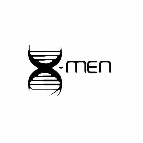 X Men Dna Logo  Vinyl Decal Sticker  Size option will determine the size from the longest side Industry standard high performance calendared vinyl film Cut from Oracle 651 2.5 mil Outdoor durability is 7 years Glossy surface finish