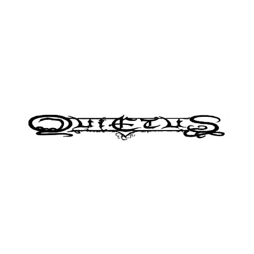 Our Quietus (FIN) Band Logo Decal is offered in many color and size options. <strong>PREMIUM QUALITY</strong> <ul>  <li>High Performance Vinyl</li>  <li>3 mil</li>  <li>5 - 7 Outdoor Lifespan</li>  <li>High Glossy</li>  <li>Made in the USA</li> </ul> &nbsp;