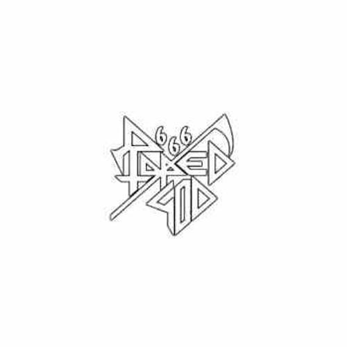 Our Raped God 666 Band Logo Decal is offered in many color and size options. <strong>PREMIUM QUALITY</strong> <ul>  <li>High Performance Vinyl</li>  <li>3 mil</li>  <li>5 - 7 Outdoor Lifespan</li>  <li>High Glossy</li>  <li>Made in the USA</li> </ul> &nbsp;